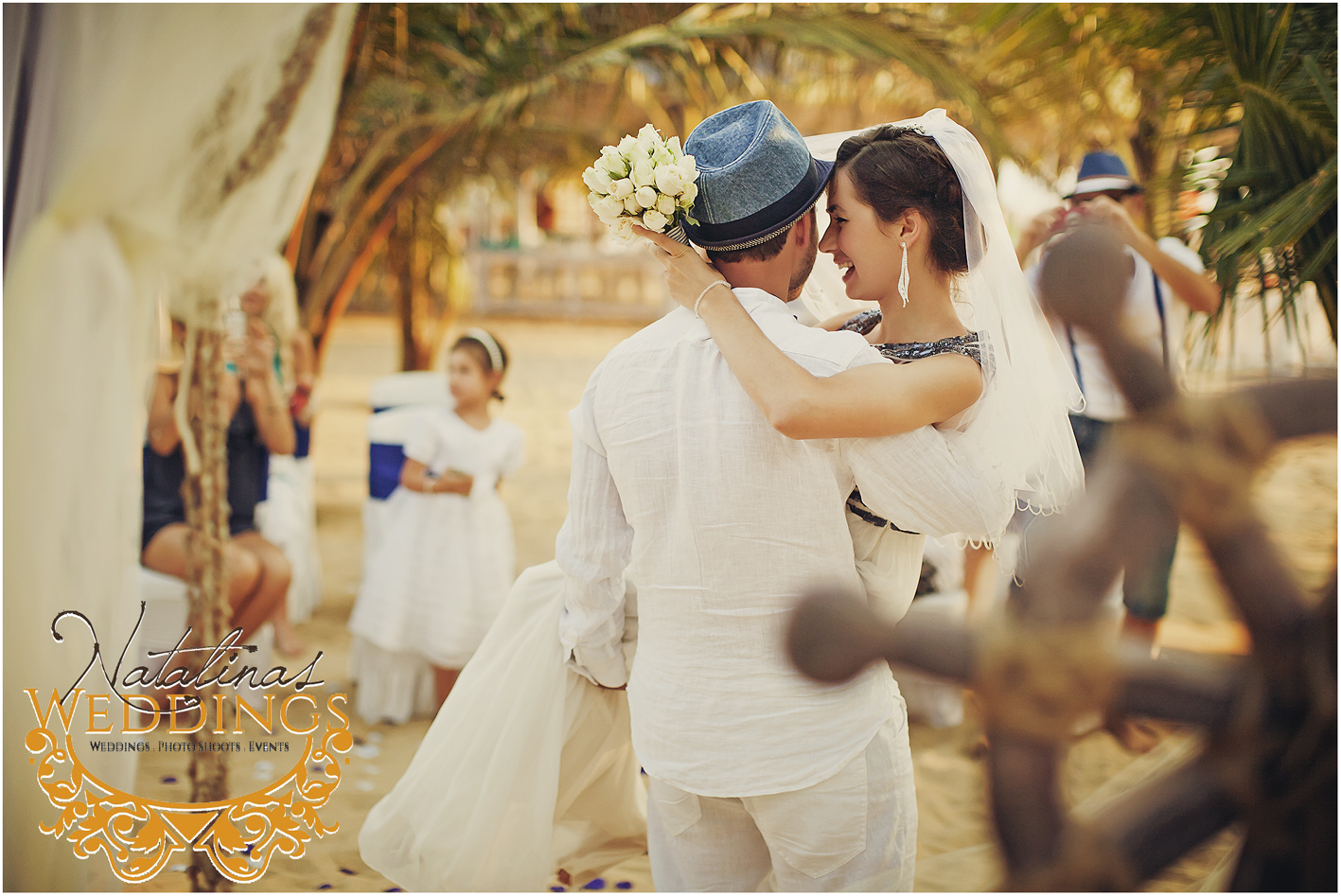 Европейская свадьба в Гоа