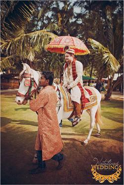 индийская свадьба в Гоа