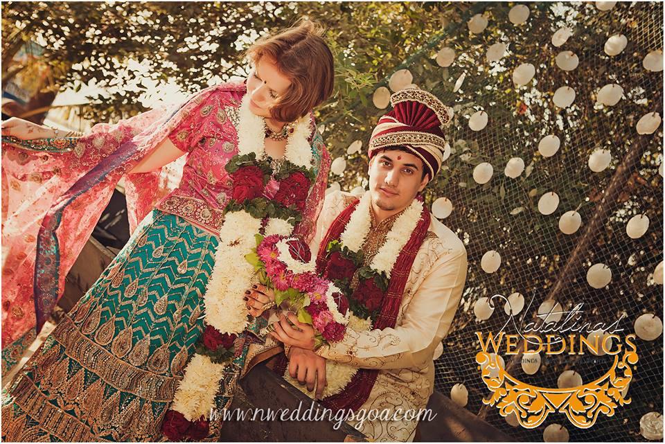 Свадьба в Гоа