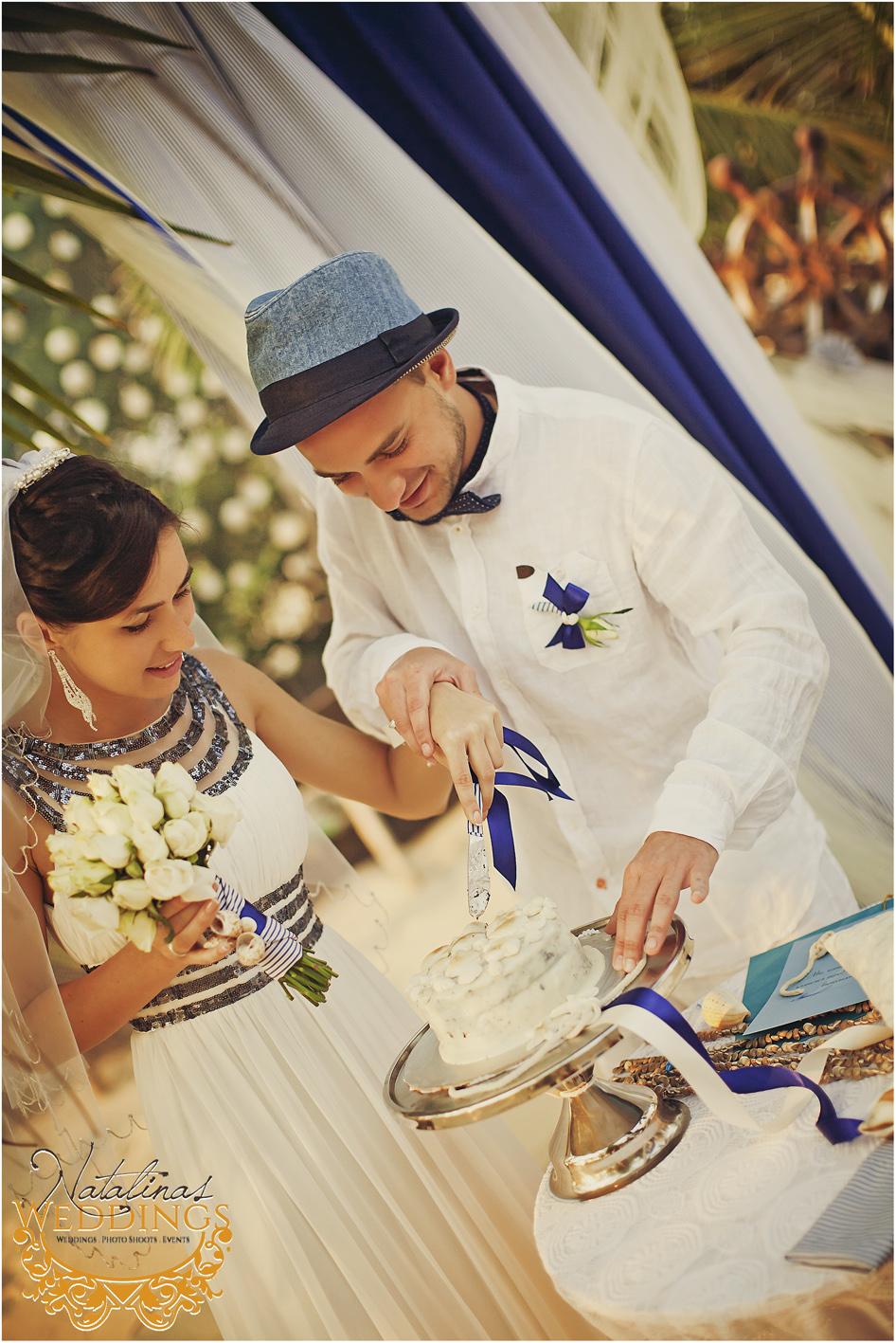 свадьба на пляже в Гоа
