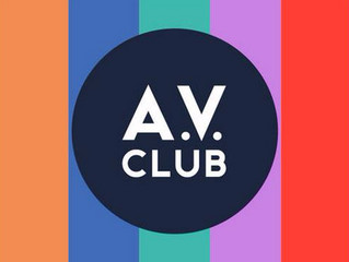 Cruel Children on Front Page of The A.V. CLUB