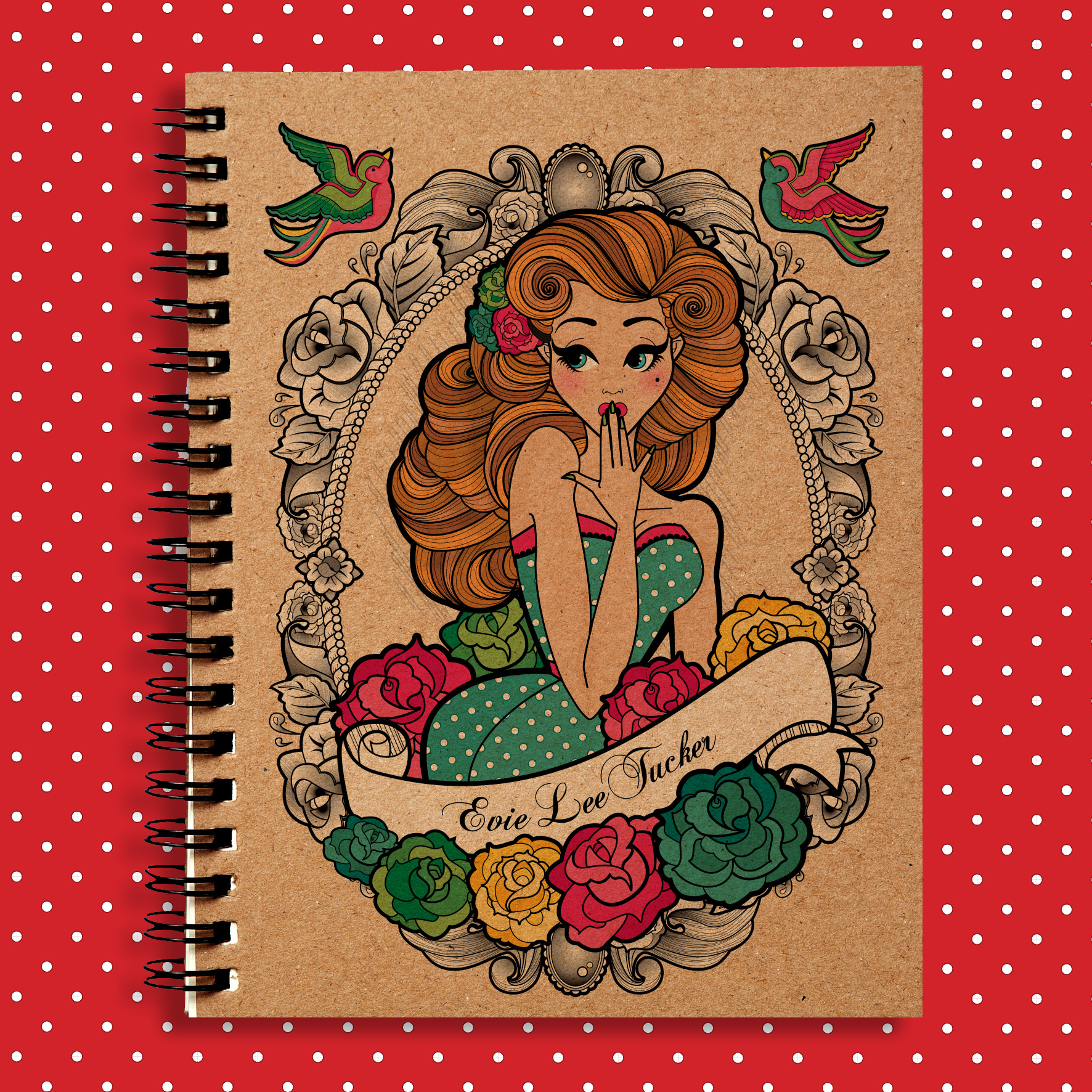 Evie Lee's Notebook