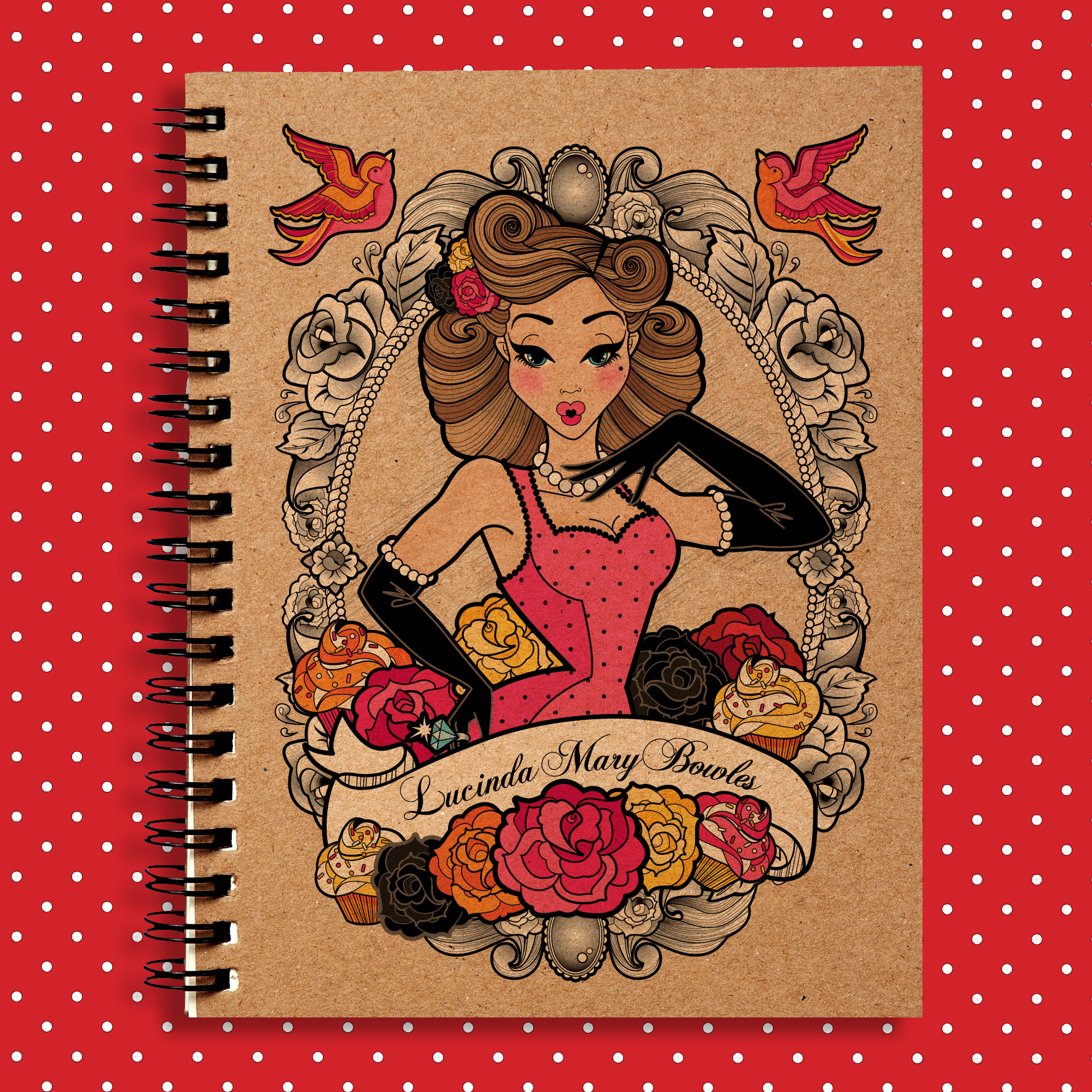 Lucinda's Notebook