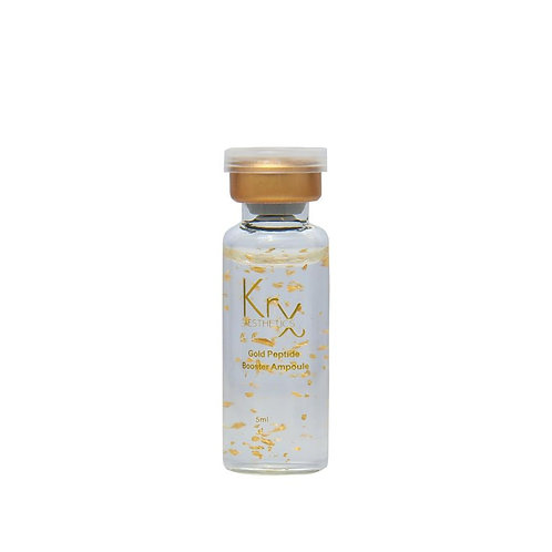 Gold Peptide Booster Ampoule