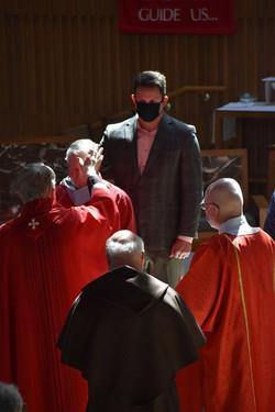 Pentecost - Eric Wendt Confirmation