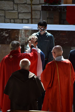 Pentecost - Blake Cox Confirmation     1