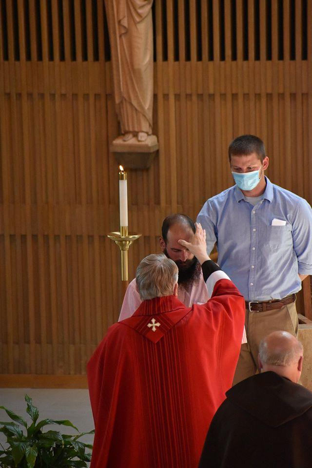Pentecost - Matt Meinert     Confirmatio