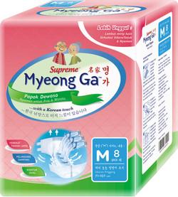 Myong Ga M perspektif