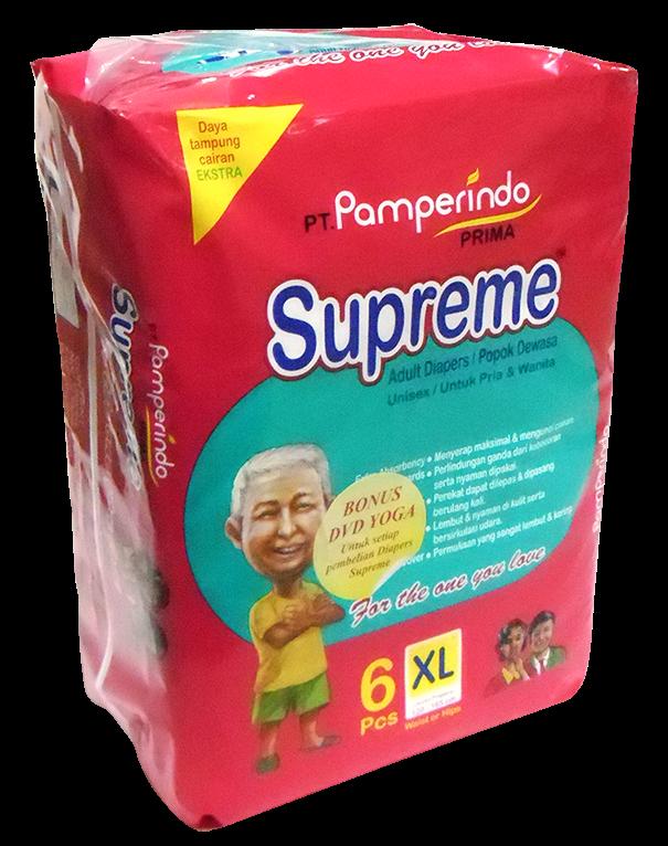 Supreme XL Size