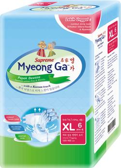 Myong Ga  XL perspektif