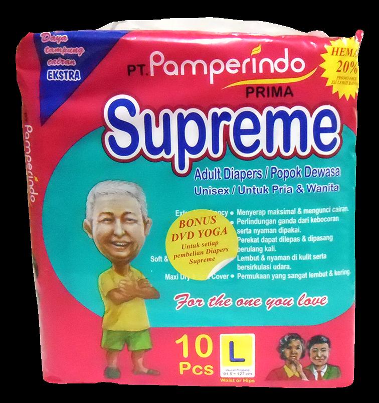 Supreme L Size