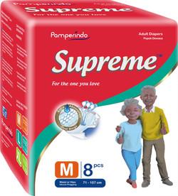 Supreme new M