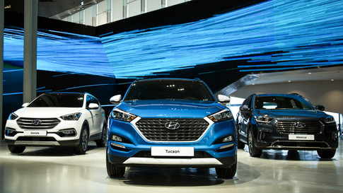 2017 HYUNDAI Motor Studio Direct cut