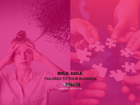 The Choice is yours. Improve your Employer Brand or wait for Chaos.