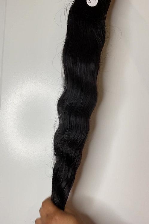 South Indian Raw Hair Wavy 22 inch Bundle