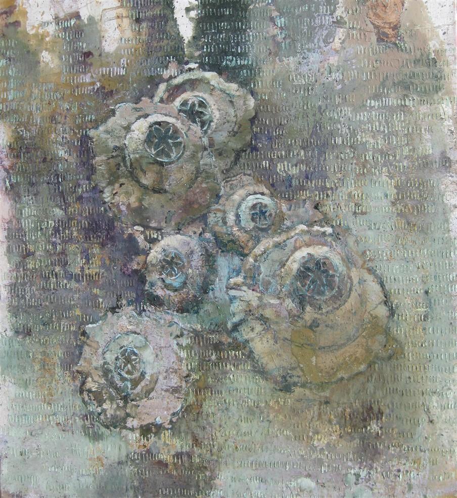 zonder titel, 130 x 110 cm