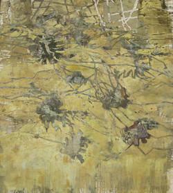 zonder titel, 130 x 115 cm, 2018