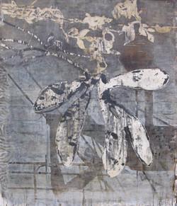 Zonder titel,120 x 100 cm 2017