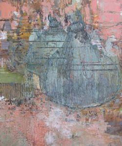 zonder titel, 180 x 150 cm, 2018