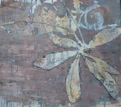 zonder titel, 115 x 130 cm, 2017