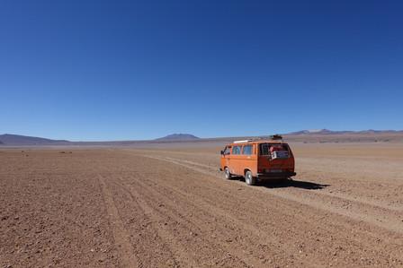 Paso San Francisco - Chile