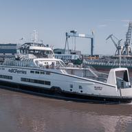 BC Ferries新油电混合船将抵达温岛