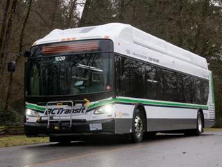 BC Transit公交车选举日当天免费