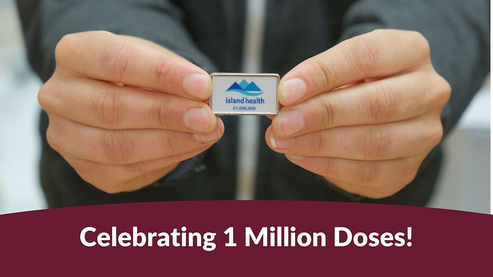 温岛疫苗接种数达到了一百万剂