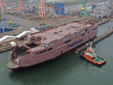 BC渡轮新船明年启航