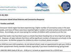 健康局警告温岛恐出现大量校园疫情