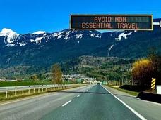 温岛不设路检站,全省不需出示旅行证明