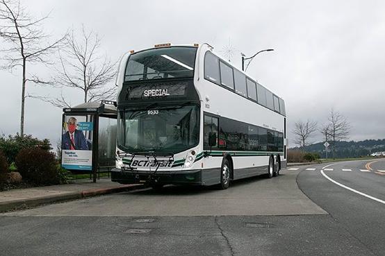 维市全新公交车即将上路
