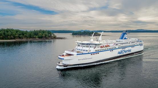 BC 渡轮拒绝数名旅客登船