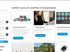 BC省推出网上市集,推广本地商户