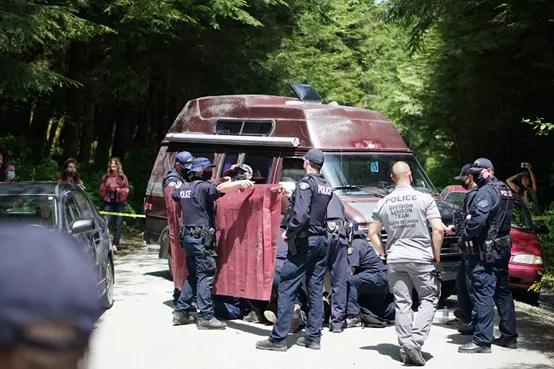 温岛古树抗议事件又5人被逮捕