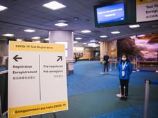 数百名入境加拿大者带有变异病毒