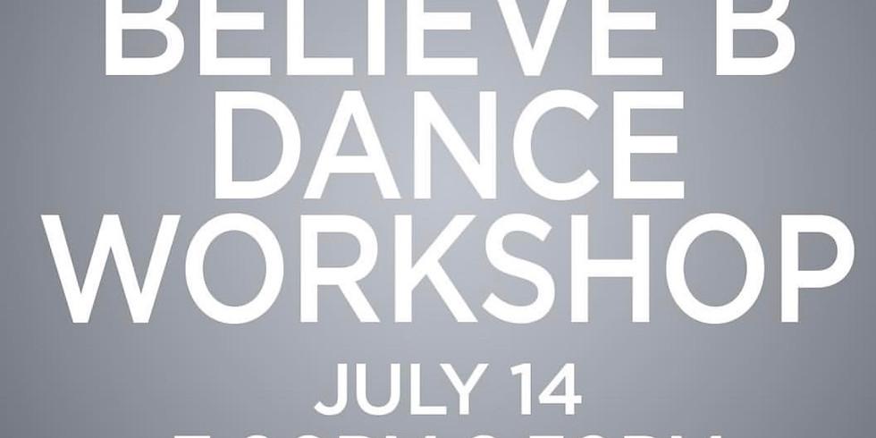 BELIEVE B DANCE WORKSHOP