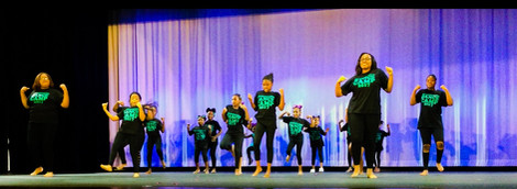 CHARISMATIC DANCE 1ST ANNUAL SHOW