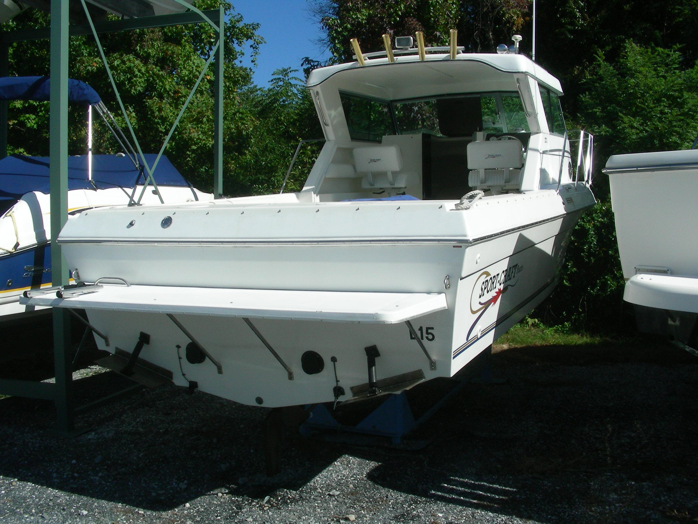 Trailer boat 2