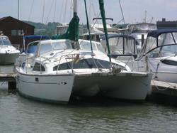 Catamaran 1
