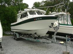 Trailer boat 1