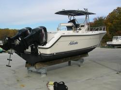 Trailer boat 3