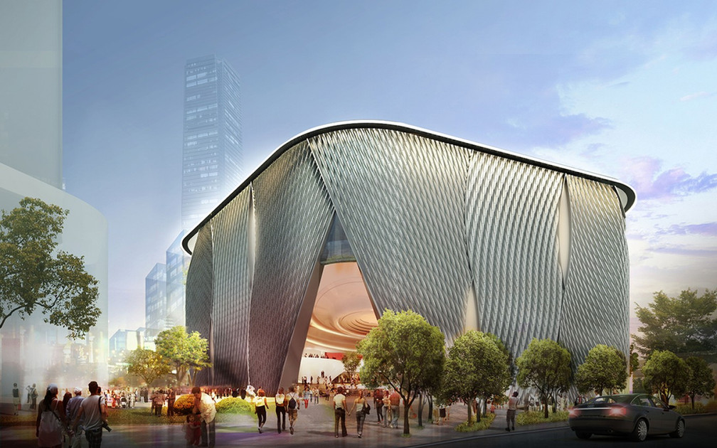 Xiqu Centre West Kowloon