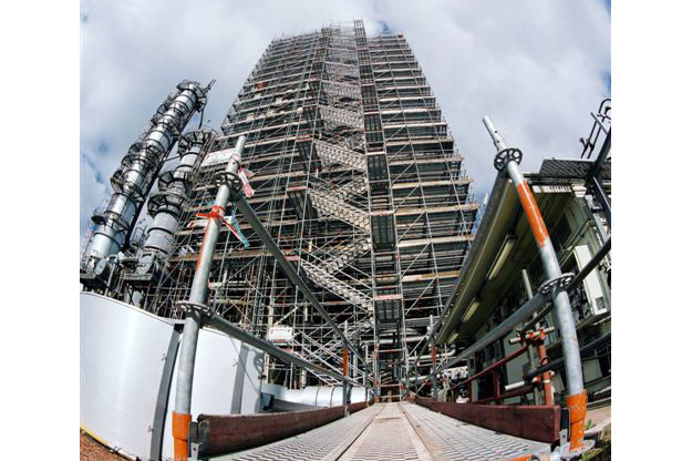 Refinery-maintenance