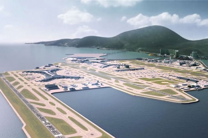 Hong Kong International Airport Third Runway