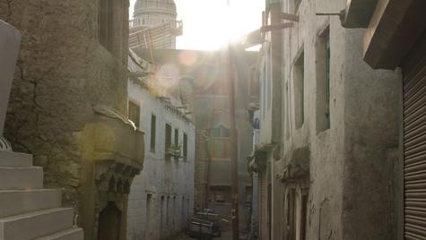 Streets of Leh