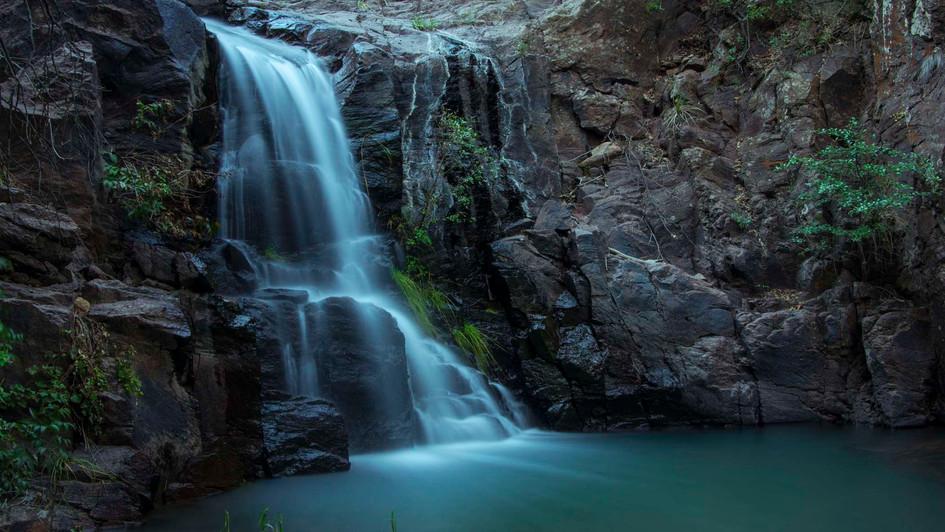 Hiawatha Falls