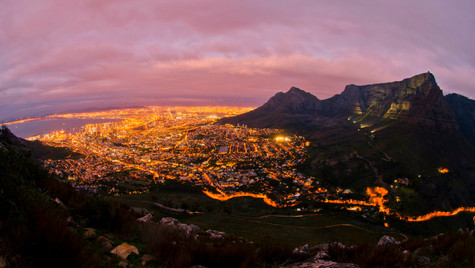 Cape Town Nights