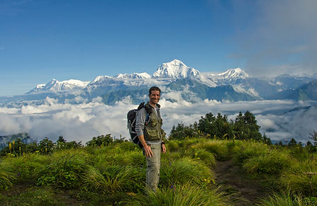 Dhaulagiri mountain, Nepal