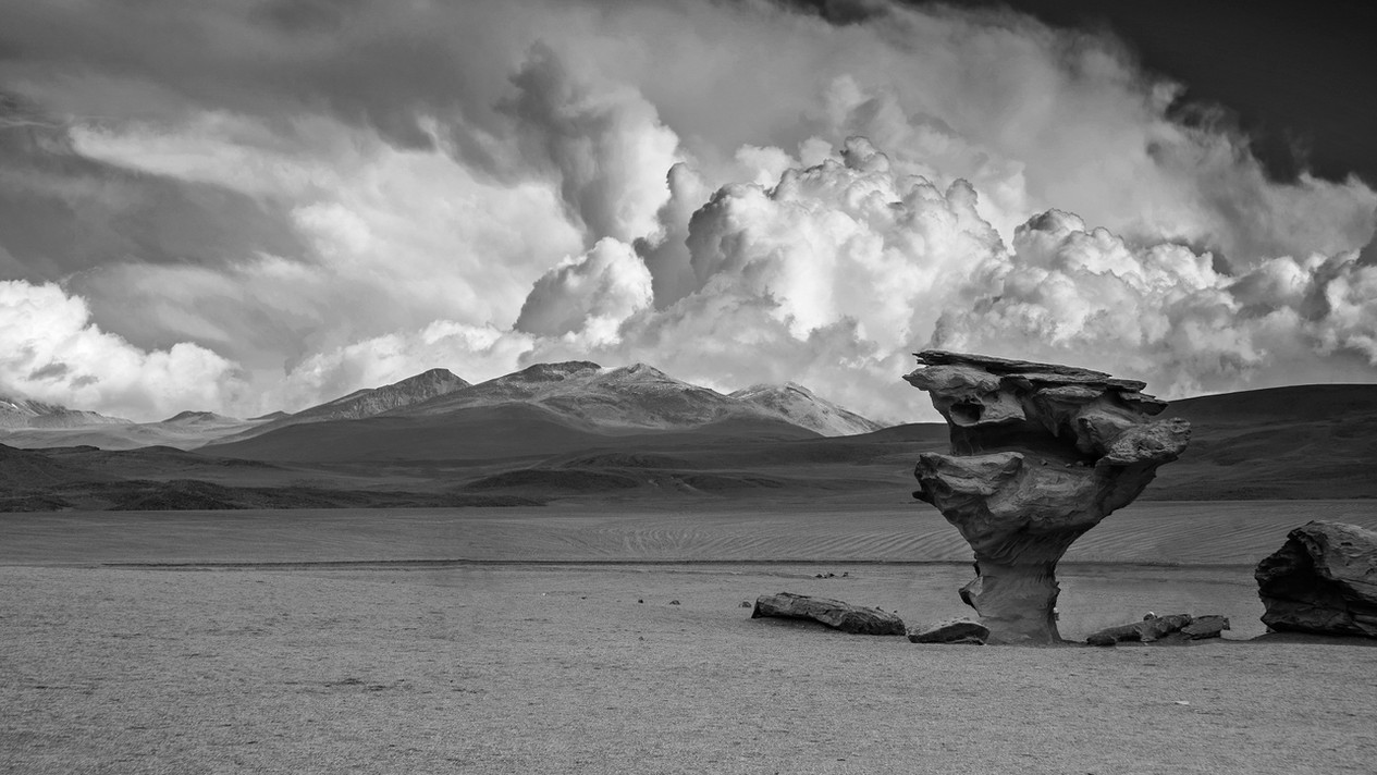 Black white landscape travel photography aaron bedell